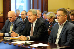 """Hoffman Leading """"Buy Illinois"""" and """"Buy American"""" Initiatives"""
