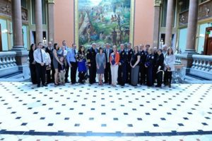 Stuart Recognizes Heroic First Responders at Capitol