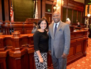 Hernandez-Welch Unifying to Make Illinois a Welcoming State