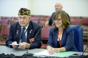 Stuart Measure Seeks to Connect Veterans with Employment Resources, Employers