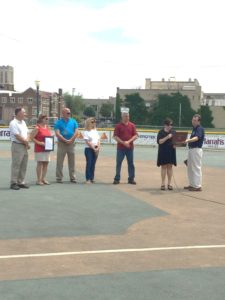 Manley Recognizes Miracle League 10 Year Anniversary