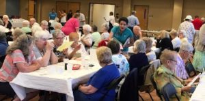 Tabares Helps Local Seniors Learn About Fraud Prevention