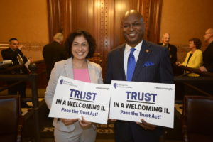 Unity Prevails, Welch and Hernandez Effort to Make Illinois a Welcoming State Heads to Governor
