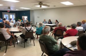 Stuart Holds Emergency Town Hall Meeting with Local Senior Service Providers