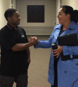 Chapa LaVia Meets With At-Risk Youth Non-Profit to Discuss State Budget and Local Issues