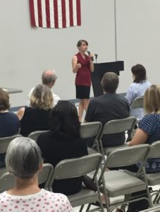 Mussman Holds Budget Town Hall for Constituent Feedback