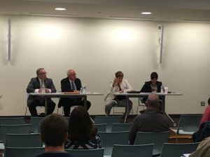 Connor Joins Residents, Fellow Lawmakers in Town Hall Discussion