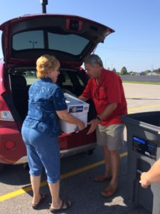 Hoffman Hosts Free Community Shred Day, Urges Residents to Protect Themselves from Identity Theft