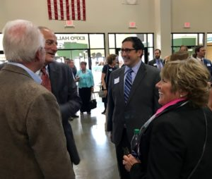 Yingling Meets with Local Leaders to Discuss Lake County Tourism, Economic Growth