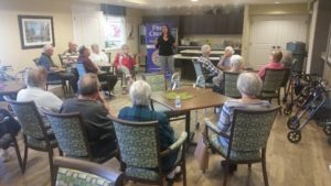 Crespo Helps Local Seniors Protect Themselves Against Fraud