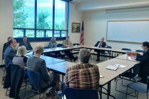 Yingling Meets with Local School Leaders, Highlights Education Funding Bill to Increase State Funding for Lake County Schools