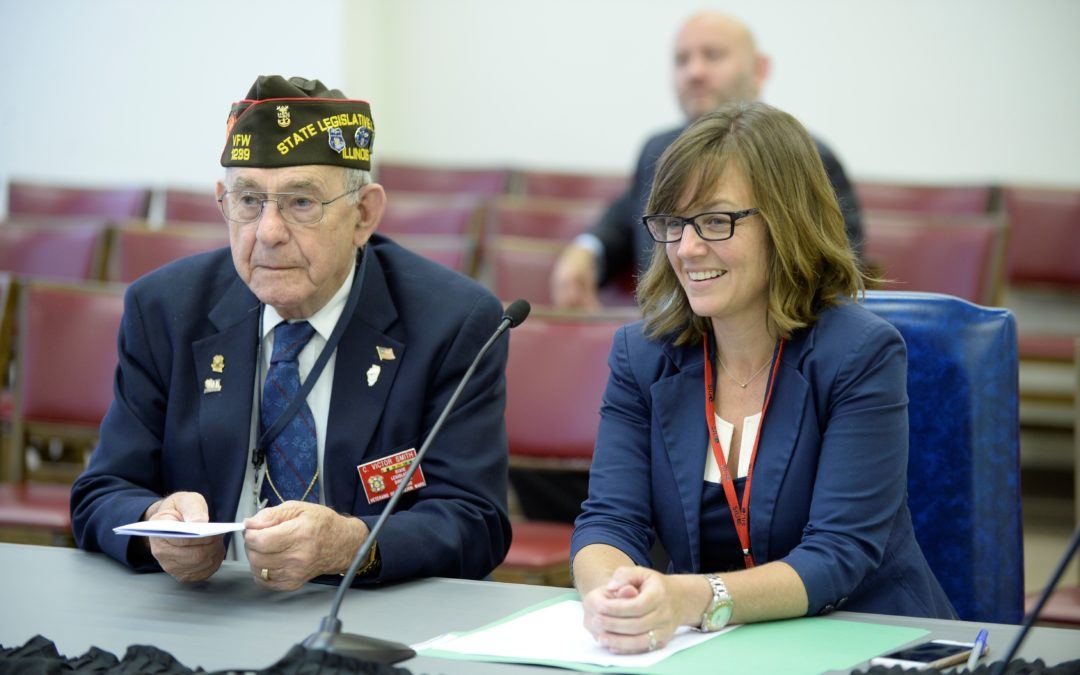 Stuart to Host Veterans' Fair and Blood Drive in Collinsville