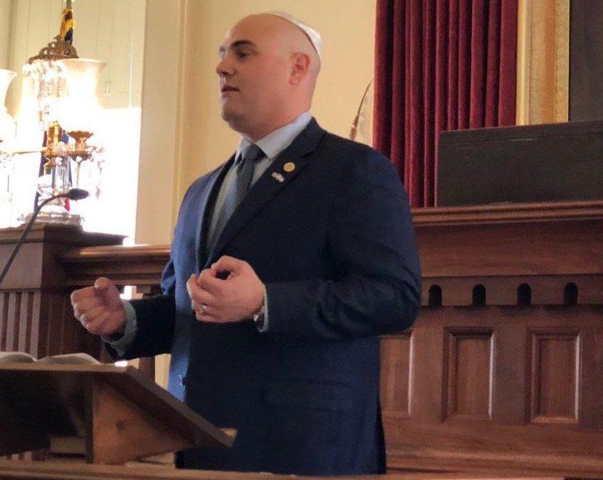 Carroll-Backed Bill Cracks Down on Religious Hate Crimes