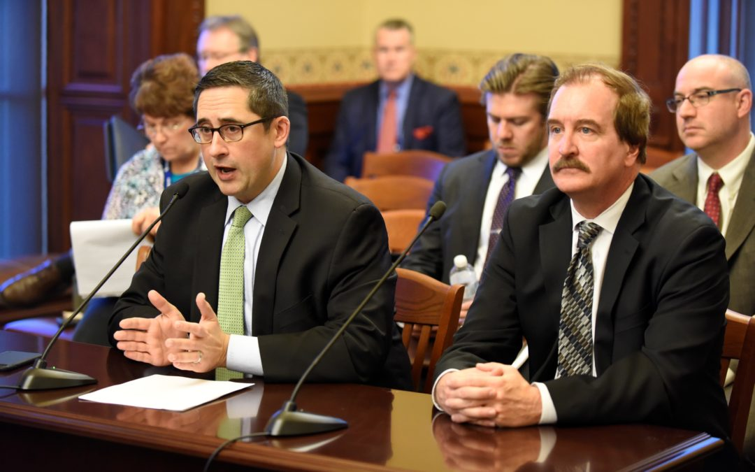 Yingling to Play Key Role in Property Tax Relief Commission