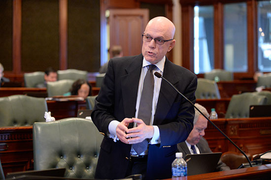Madigan Announces Appointment of Rep. Greg Harris as Majority Leader