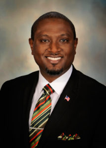 Rep Maurice West