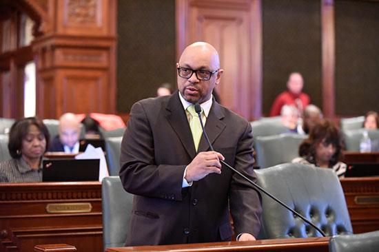 Jones Introduces Legislation to Address Violence through Trauma Centers