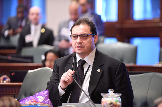 Andrade Fights to Give Families a Voice by Passing Elected Chicago School Board Bill
