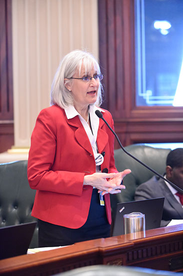 Edly-Allen Sponsors Legislation to Help Protect Foster Children in State Care
