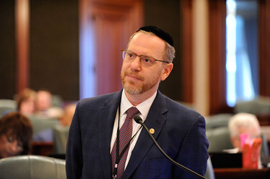 Kalish Continues Fighting for Middle Class During Special Session