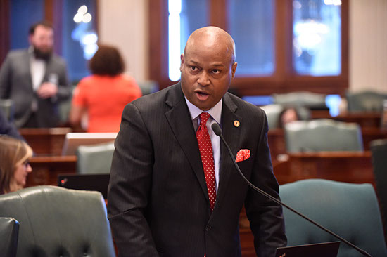 Welch Passes Social Justice and Education Reforms in Spring Session