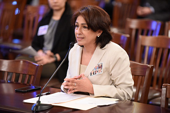 Hernandez Passes Balanced Budget to Ensure Access to Health Care, Essential Services