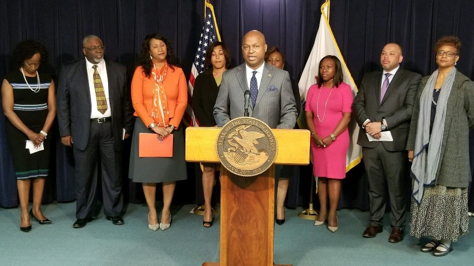 Lilly Joins Business Leaders, Black Caucus Members in Support of Corporate Leadership Diversity