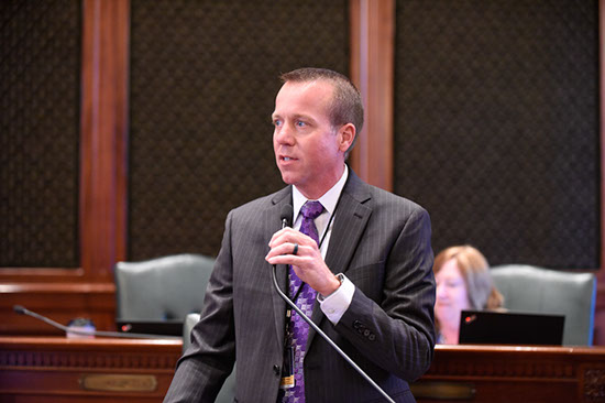 Reitz Measure to Protect Worker Privacy Passes Illinois House