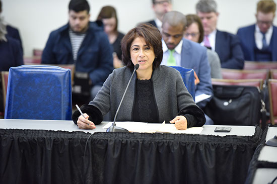 Hernandez-Backed Legislation to Abolish For-Profit Detention Centers Awaits Governor's Signature