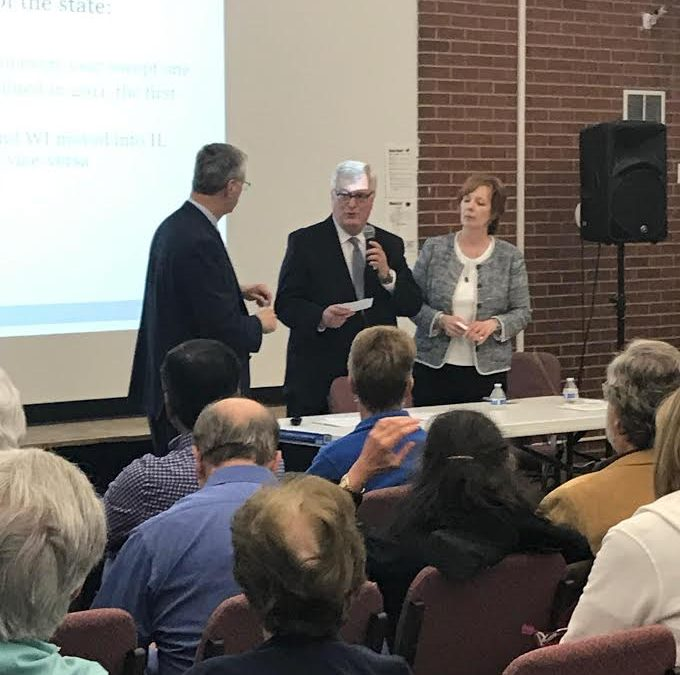 State Rep. Walker Thanks Residents for Joining Town Hall on Fair Tax