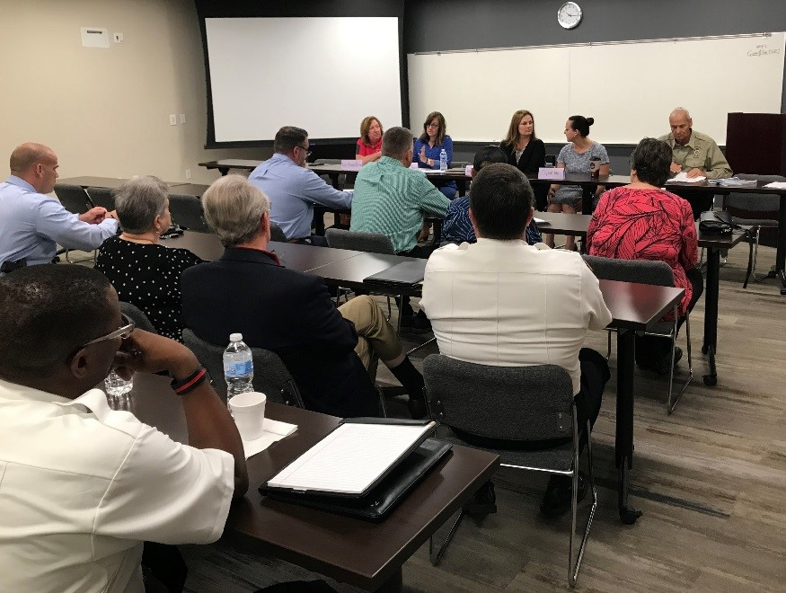 Stuart Hosts Opioid Round Table with Local Mayors and Public Safety Officials