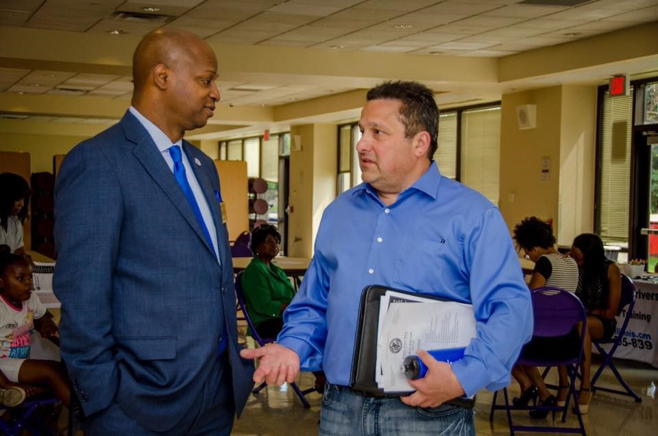 Rep. Welch Connects Residents with Job Opportunities at Annual Job Fair