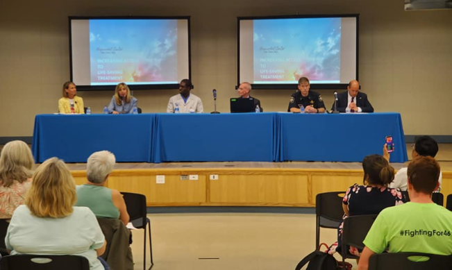 Conroy and Costa Howard Host Addiction and Opioid Awareness Forum