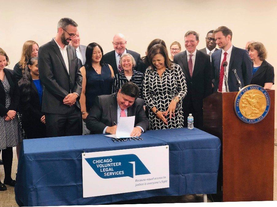Mah Praises Consumer Fairness Act at Bill Signing