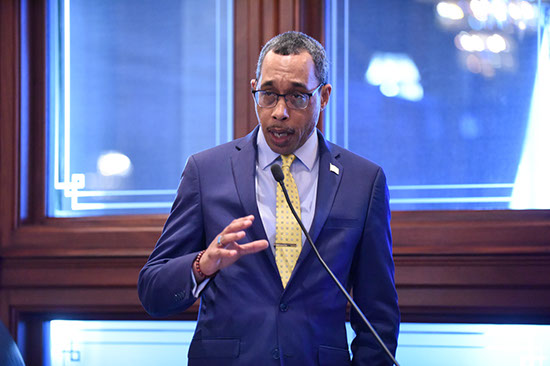 Smith Named Chair of Economic Opportunity and Equity Committee
