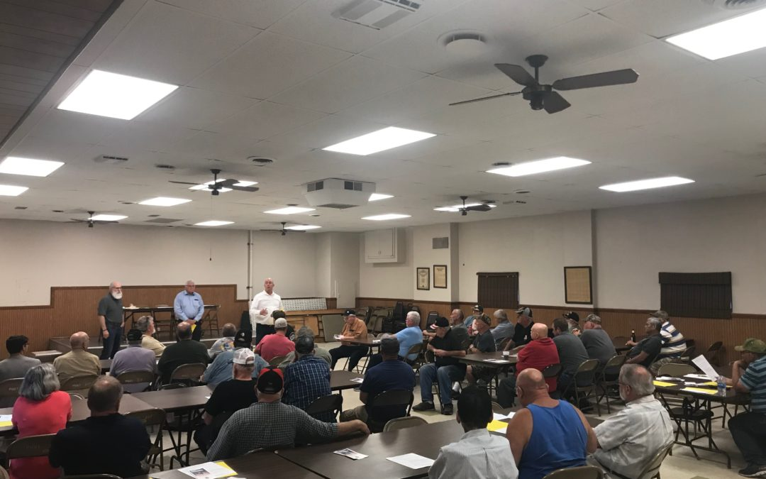 Yednock, Illinois State Rifle Association Hold Gun Rights Event