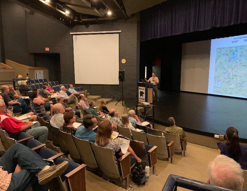 Yingling Holds Seminar To Help Protect Local Property Owners From Flooding Damage