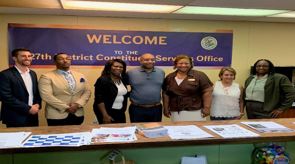 Slaughter Partners with DCEO to Host a Minority-Owned Business Workshop