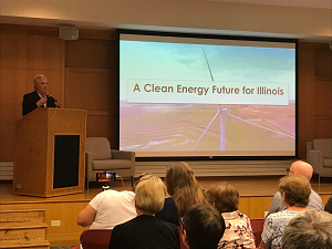 Walker Hosts Clean Energy Town Hall, Highlights Clean Energy Jobs Act