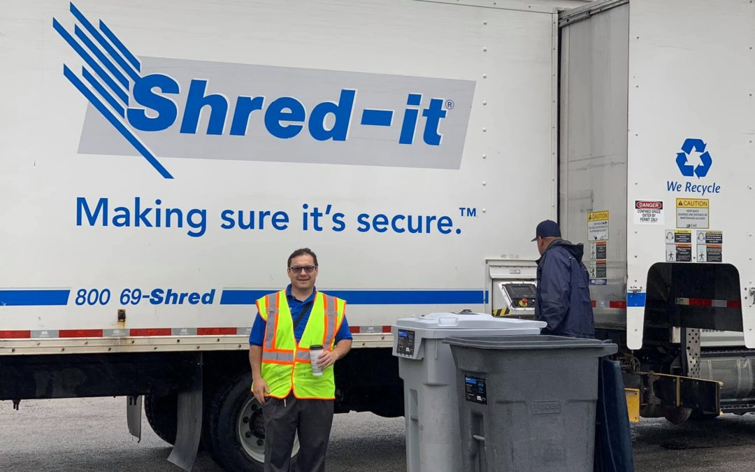 Andrade Holds Successful Document Shredding Event in Albany Park