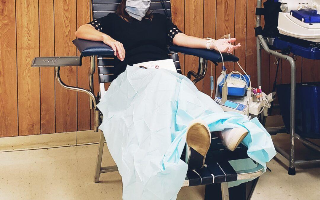 Stuart's Community Blood Drive Exceeds Donation Goal