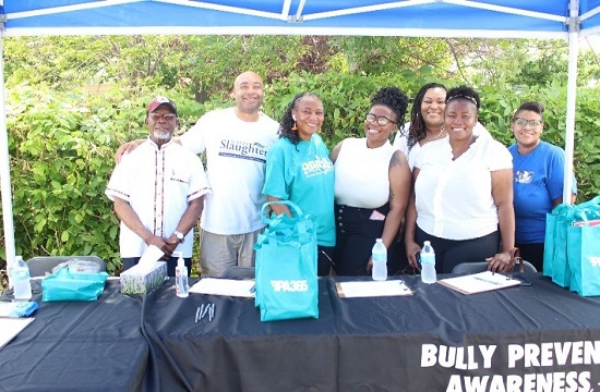 Slaughter Hosts PPE and Vaccine Distribution Event