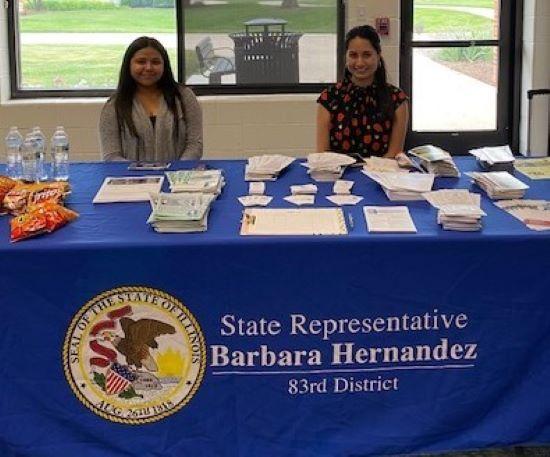 Hernandez Job Fair Aids Resurgent Local Economy